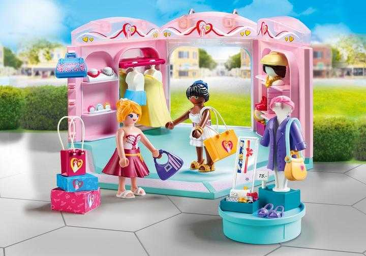 PLAYMOBIL Fashion Store (70591)