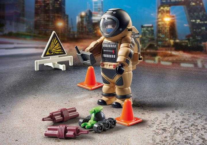 PLAYMOBIL Special Operations Agent (70600)