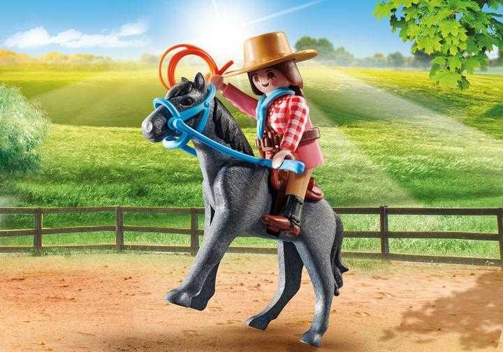 PLAYMOBIL Western Horseback Ride (70602)
