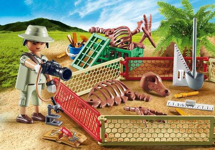 PLAYMOBIL Paleontologist Gift Set (70605)