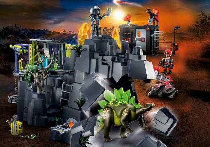 PLAYMOBIL Dino Rock (70623)