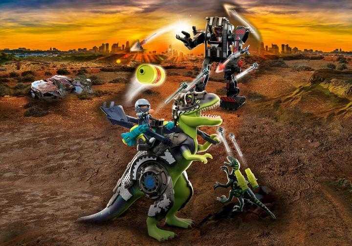 PLAYMOBIL T-Rex: Gefecht der Giganten (70624)