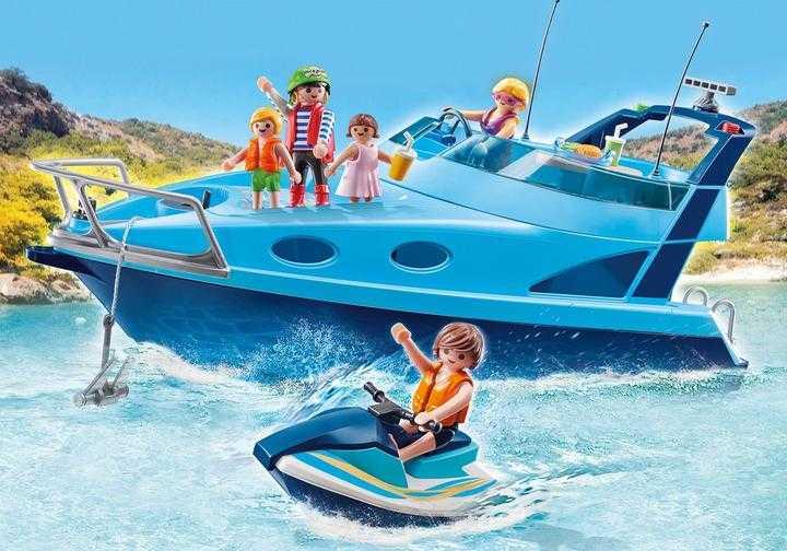PLAYMOBIL-FunPark Yacht (70630)