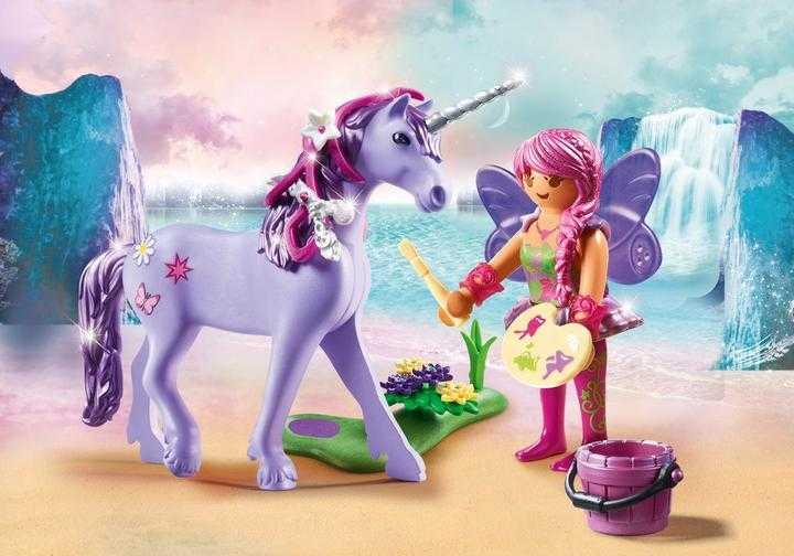 PLAYMOBIL Celebration Fairy with Unicorn (70657)