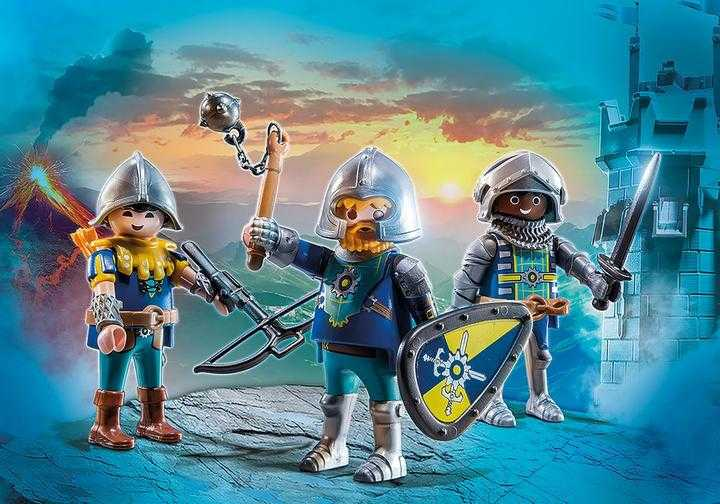 PLAYMOBIL Novelmore Knights Set (70671)