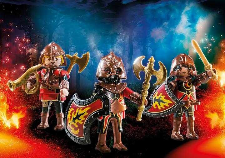 PLAYMOBIL Burnham Raiders Set (70672)