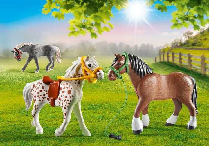 PLAYMOBIL Pony Set (70683)