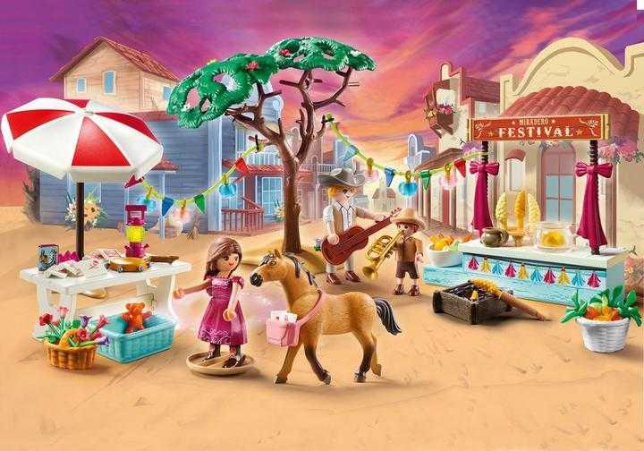PLAYMOBIL Miradero Festival (70694)