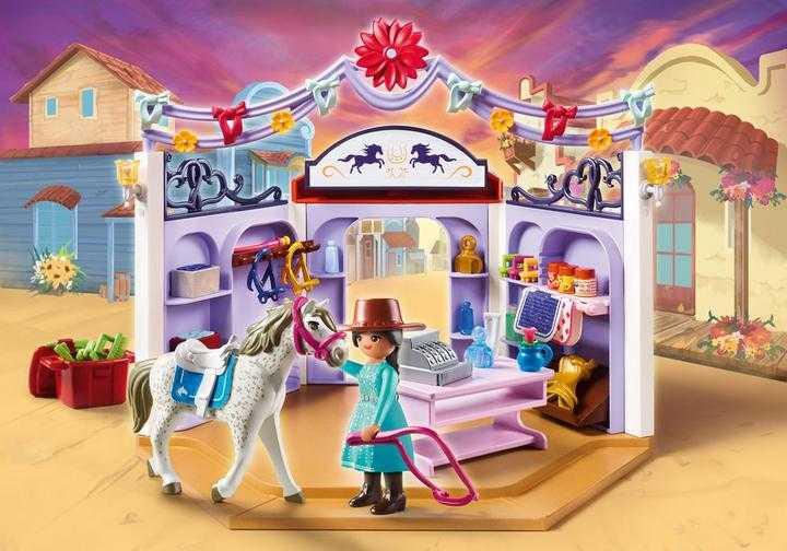 PLAYMOBIL Miradero Tack Shop (70695)