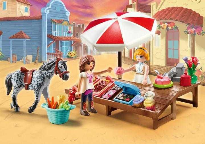 PLAYMOBIL Miradero Candy Stand (70696)