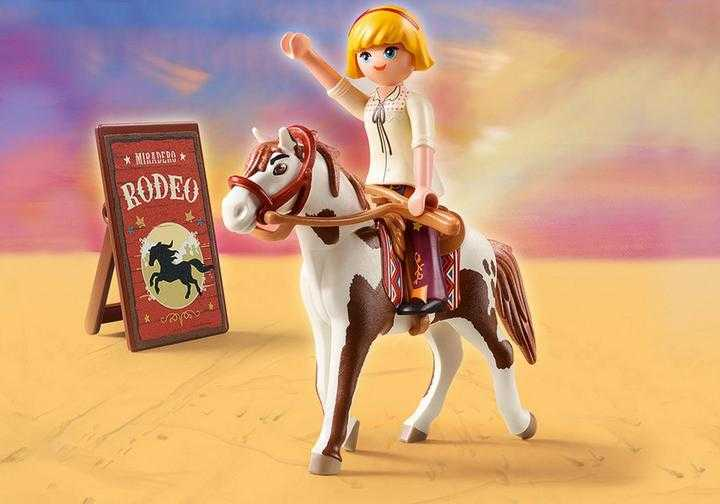 PLAYMOBIL Rodeo Abigail (70698)