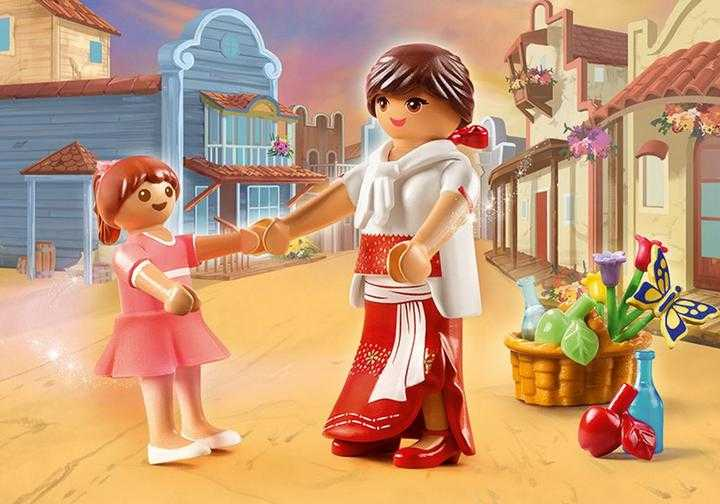 PLAYMOBIL Young Lucky Mom Milagro (70699)