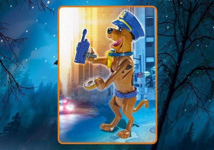 PLAYMOBIL SCOOBY-DOO! Sammelfigur Polizist (70714)