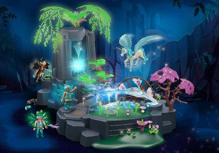PLAYMOBIL Magische Energiequelle (70800)