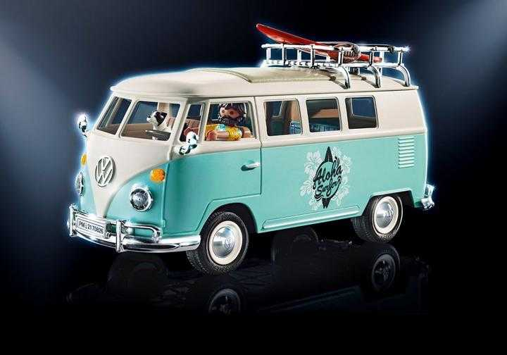 PLAYMOBIL Volkswagen T1 Camping Bus - Special Edition (70826)