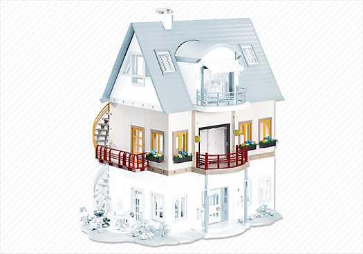 PLAYMOBIL Uitbreidingsset A voor moderne villa art. 4279 (7387)