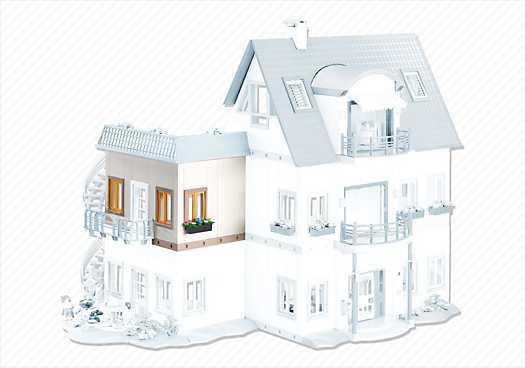 PLAYMOBIL Neues Wohnhaus, Erweiterung C (7389)
