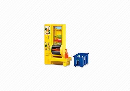 PLAYMOBIL Getränkeautomat (7931)