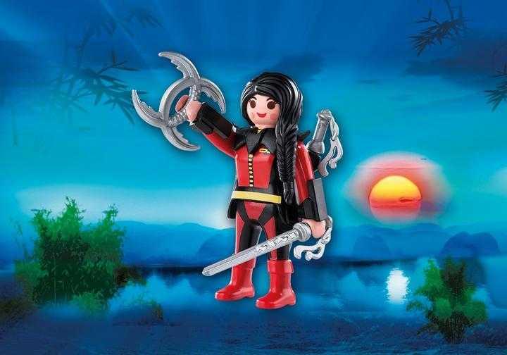 PLAYMOBIL Blade Warrior (9073)