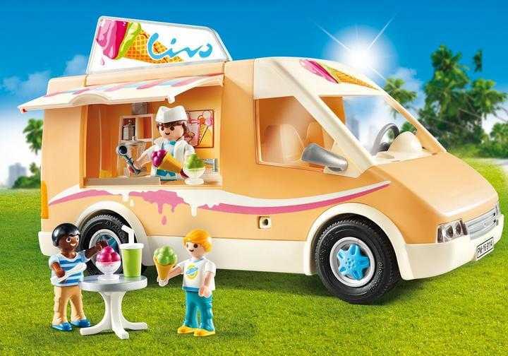 PLAYMOBIL Ice Cream Truck (9114)