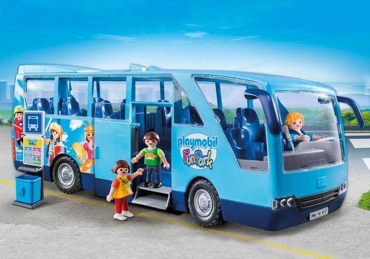 PLAYMOBIL-FunPark Bus (9117)