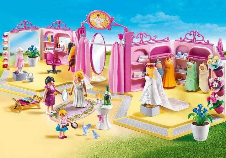 PLAYMOBIL Brautmodengeschäft mit Salon (9226)