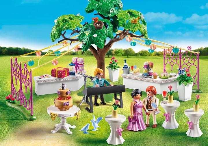 PLAYMOBIL Bruiloftsfeest (9228)