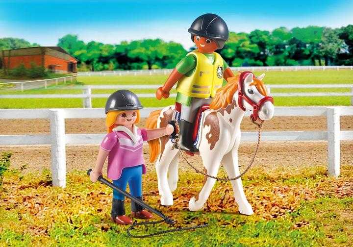 PLAYMOBIL Riding instructor (9258)
