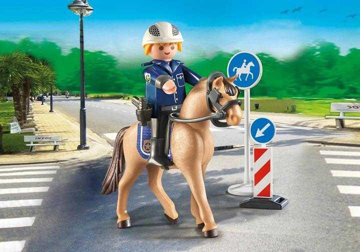 PLAYMOBIL Bereden politie (9260)