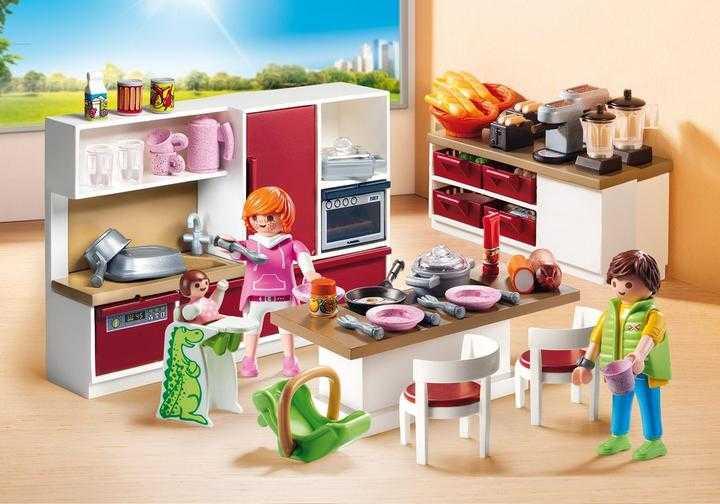 Playmobil Keuken 9269 : Playmobil leefkeuken nu u ac bij amazon onder