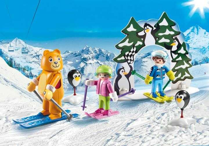 PLAYMOBIL Skischule (9282)