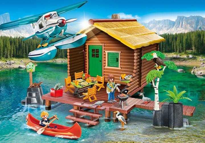 PLAYMOBIL Vakantiehuis Aan Het Meer (9320)