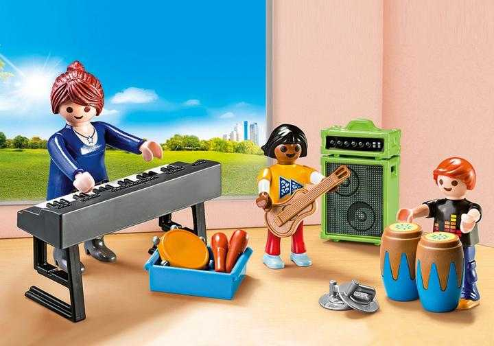 PLAYMOBIL Muziekklas (9321)