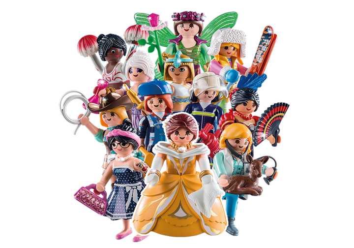 PLAYMOBIL-Figures Girls (Serie 13) (9333)