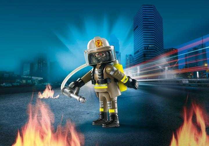 PLAYMOBIL Feuerwehrmann (9336)