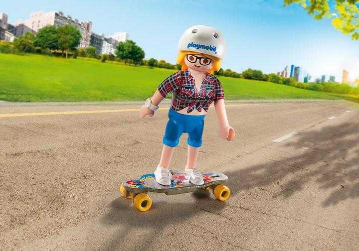 PLAYMOBIL Skateboarder (9338)