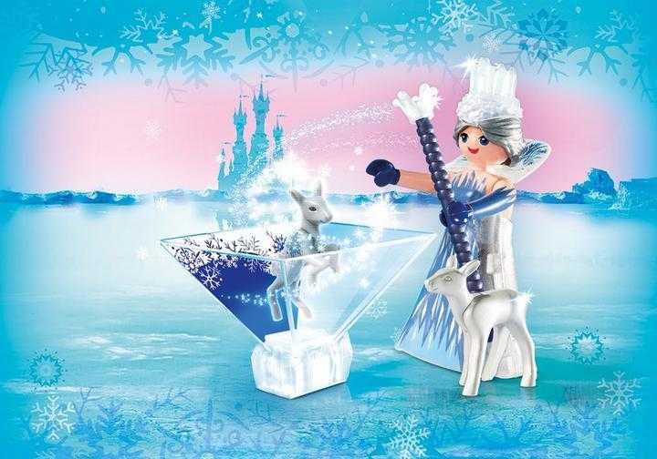 PLAYMOBIL Prinzessin Eiskristall (9350)