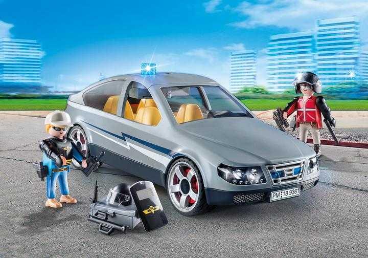 PLAYMOBIL SEK-Zivilfahrzeug (9361)