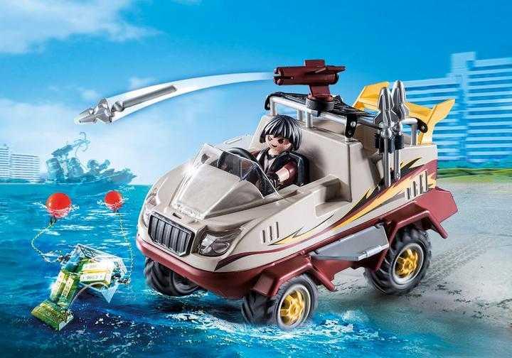 PLAYMOBIL Amphibienfahrzeug (9364)