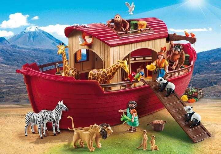 PLAYMOBIL Noah's Ark (9373)