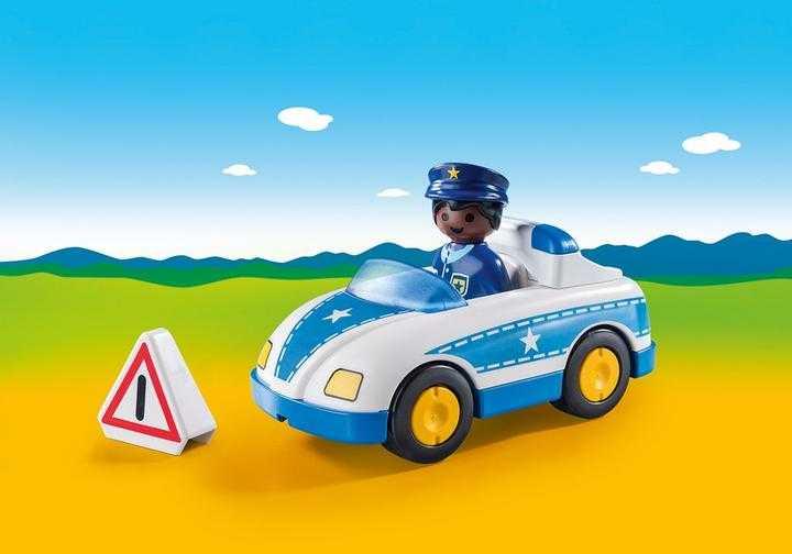 PLAYMOBIL Politiewagen (9384)