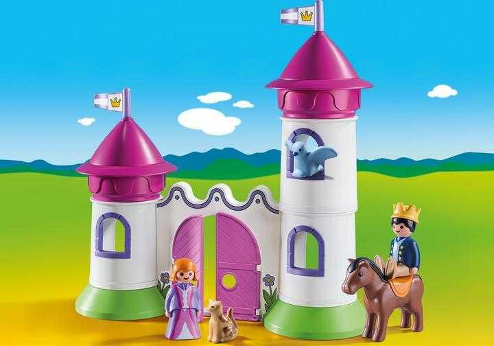 PLAYMOBIL Schlösschen mit Stapelturm (9389)