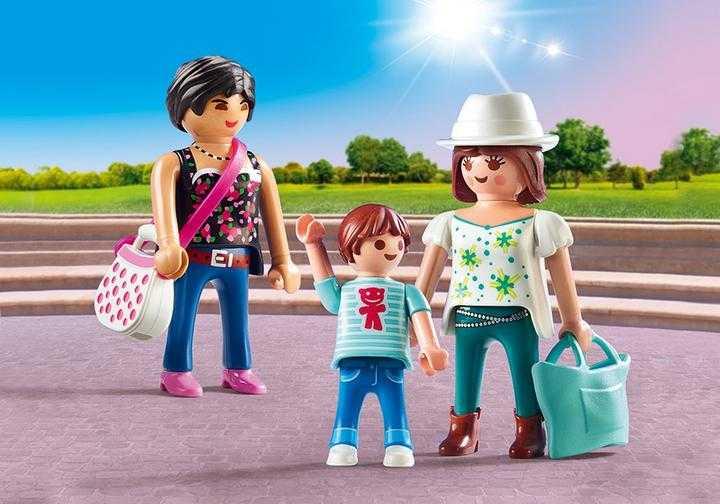PLAYMOBIL Shopping Girls (9405)