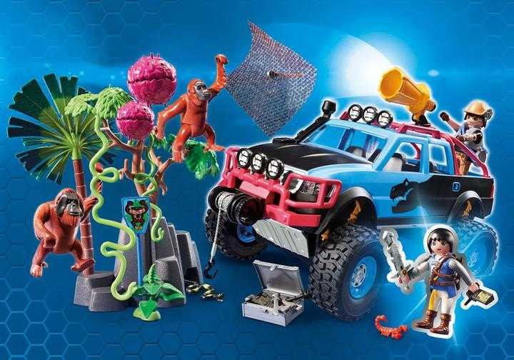 PLAYMOBIL Monster Truck mit Alex und Rock Brock (9407)