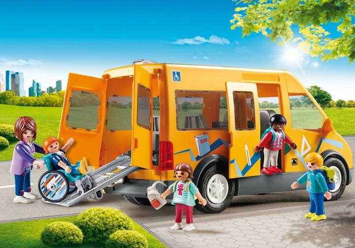 PLAYMOBIL Schoolbus (9419)