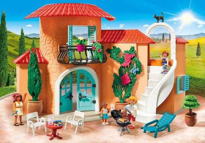 PLAYMOBIL Vakantievilla (9420)