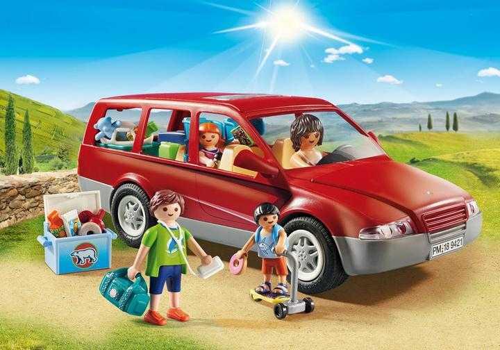 PLAYMOBIL Family Car (9421)
