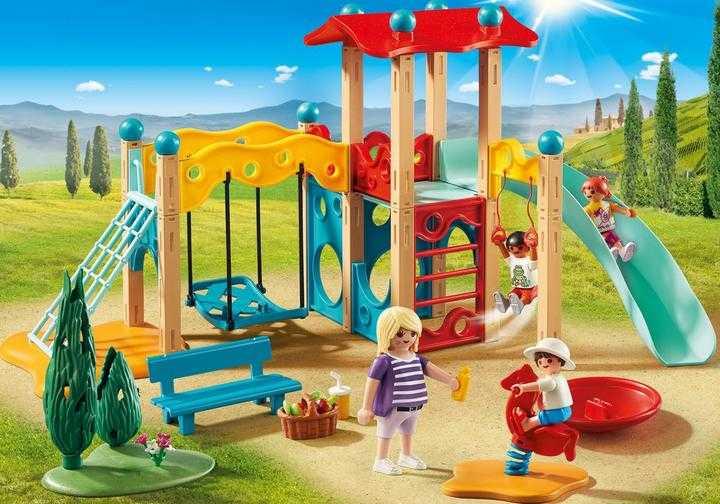 PLAYMOBIL Grote speeltuin (9423)