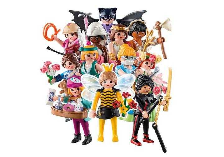 PLAYMOBIL Figures Serie 14 - Girls (9444)