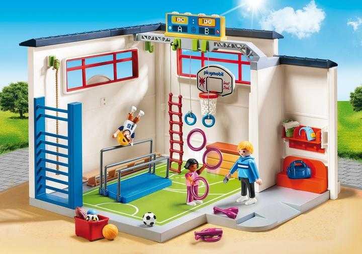 PLAYMOBIL Sportlokaal (9454)